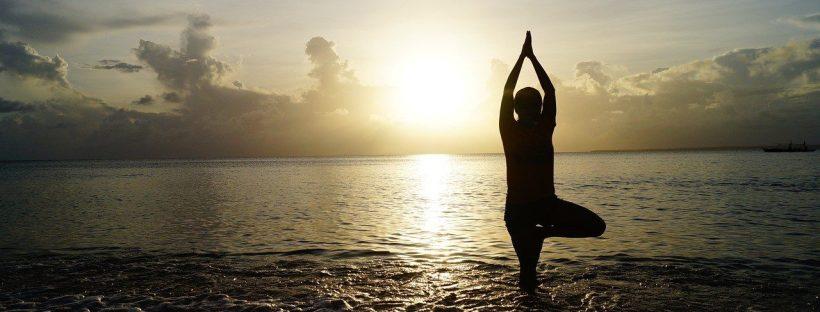 Schluss mit Yoga am Strand