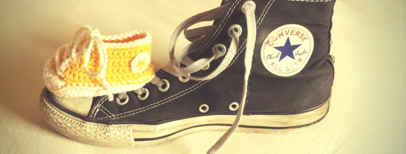 Baby Chucks Made By Oma Der Kleine Brandenburger